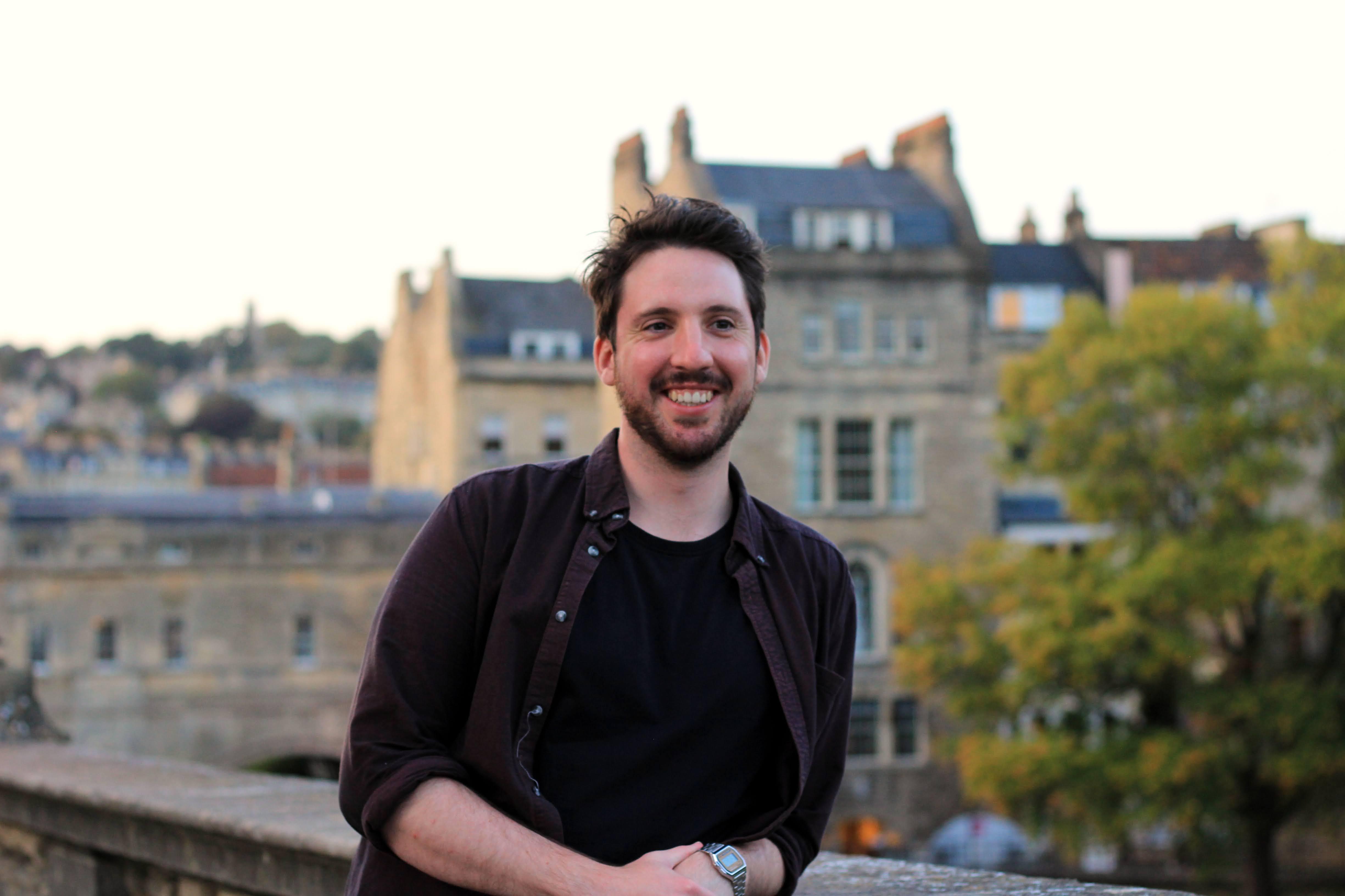 Andrew Tarzia PhD.